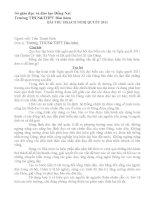 bai thu hoach nghi quyet 2011 dong nai