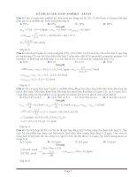 Chuyên đề anđêhit xeton với lời giải chi tiêt