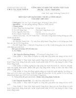 HO SO THI DUA CONG DOAN CUOI NAM HOC 20...- 20....(Tham khao)