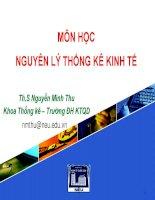 Chương 2 quá trình nghiên cứu thống kê
