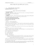 5 bài thơ quan trọng ở học kì 2 lớp 11