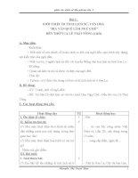 Giáo án Lịch Sử địa phương lớp 5 Sơn La