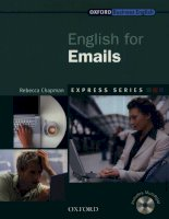 English for emails (1)
