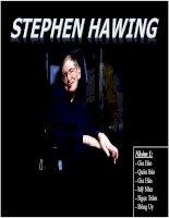 Bài làm Power Point về Stephen Hawking của nhóm học sinh trường THPT DL Thăng Long (2010-2011)