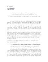 chương 3 tư tưởng hồ chí minh về thời kỳ quá dộ lên cnxh ở việt nam