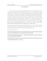 luận văn tài chính ngân hàng Tăng cường huy động vốn tại Ngân hàng TMCP Hàng Hải Lạc Trung, Hà Nội