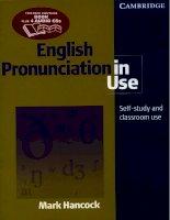 Giáo trình dạy phát âm tiếng Anh