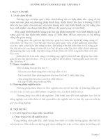 SKKN Hướng dẫn cách làm bài tập  Hóa học 9