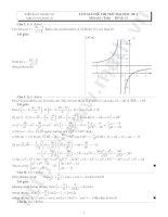 Lời giải Đề số 11 của Math.VN 2011