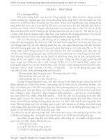 SKKN nội dung và phương pháp thảo luận nhóm trong dạy học địa lí 10 ( cơ bản )