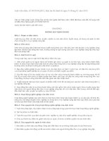 Luật viên chức, số 58/2010/QH12, hiệu lực thi hành từ ngày 01 tháng 01 năm 2012
