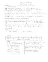 KT 15 phut DS9- chuong 4