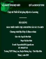 Slide Địa lí 12 BÀI 8 THIÊN NHIÊN CHỊU ẢNH HƯỞNG SÂU SẮC CỦA BIỂN _ Định ft Minh