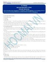 Tài liệu bài giảng Tự Tình bài II (Hồ Xuân Hương)