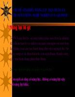 Chủ đề: Tìm hiểu năng lực của bản thân và truyền thống nghề nghiệp của gia đình
