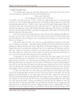 SKKN sử dụng phương pháp kể chuyện kết hợp thơ văn trong giảng dạy lịch sử 10