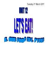 English 7. Unit 12 (B4)