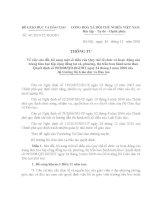 TT40/2010/BGD: Sửa đổi, bổ sung quy chế HĐ của TT học tập cộng đồng tại xã