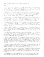 bài văn hay phát biểu cảm nghĩ về một người thân yêu nhất