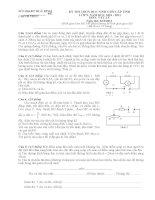 Tập hợp đề ôn thi vào 10, ôn học sinh giỏi môn vật lý lớp 9 (19)