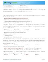 Đề Luyện thi ĐH môn Lý 2015 Có đáp án Đề số 5