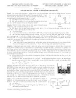 Tập hợp đề ôn thi vào 10, ôn học sinh giỏi môn vật lý lớp 9 (14)