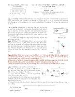 Tập hợp đề ôn thi vào 10, ôn học sinh giỏi môn vật lý lớp 9 (22)