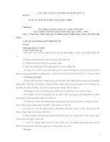 CÂU hỏi và bài tập môn LỊCH sử lớp  12