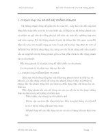 ĐAMH - KẾT CẤU TÍNH TOÁN Ô TÔ - THIẾT KẾ HỆ THỐNG PHANH THỦY LỰC 2 DÒNG TRÊN Ô TÔ.DOC
