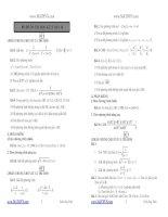 18 đề thi ôn tập Toán học kỳ 2 lớp 10