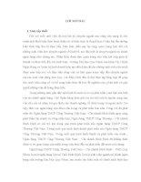 Báo cáo thực tập tại Ngân hàng TMCP Công Thương Việt Nam – Chi nhánh Bình Định – PGD Quy Nhơn