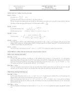 Đề ôn thi Đại học số 12 của Math.VN 2011