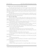ĐAMH - KẾT CẤU TÍNH TOÁN Ô TÔ - THIẾT KẾ HỆ THỐNG PHANH Ô TÔ DU LỊCH.DOC