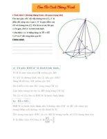 7 tính chất hình học phẳng CM