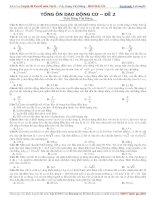 41 chuyên đề cực hay ôn thi Vật lý thpt quốc gia(Tệp đính kèm)