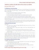 Giáo trình an toàn lao động trong xây dựng  Chương 1