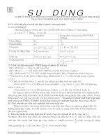 SỐ PHỨC TÍCH HỢP TRÊN MÁY TÍNH (CASIO FX570ES, 570MS) ĐỂ GIẢI NHANH BÀI TOÁN TRẮC NGHIỆM HỘP ĐEN ĐIỆN XOAY CHIỀU