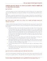 Giáo trình an toàn lao động trong xây dựng  Chương 3