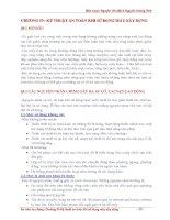 Giáo trình an toàn lao động trong xây dựng  Chương 4