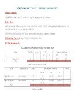 đề kiểm tra lý 7 học kỳ II năm học 2010-2011