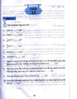 Sách tự luyện violympic lớp 5 quyển 2  vòng 23