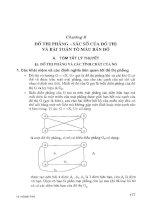 Hướng dẫn giải bài tập toán rời rạc  phần 2 – đỗ đức giáo