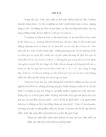SKKN SỬA CHỮA NHỮNG SAI LẦM CỦA HỌC SINH KHI  GIẢI  BÀI TẬP VỀ PHƯƠNG TRÌNH VÀ BẤT PHƯƠNG TRÌNH