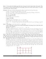 bài tập toán lớp 5 nâng cao