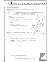 bài tập nâng cao hình học lớp 10 học kỳ ii có đáp án