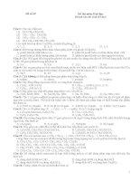 Đề Hóa ôn thi TN 2- http://violet.vn/thayNSTHcoL