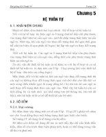 Kỹ Thuật Xung Số  Chương 5 (hệ tuần tự)