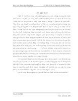 MỘT SỐ ĐÁNH GIÁ VỀ TÌNH HÌNH TỔ CHỨC HẠCH TOÁN TẠI CÔNG TY CỔ PHẦN VẬN TẢI THỦY I