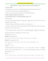 20 chuyên đề bồi dưỡng học sinh giỏi Toán 8
