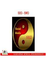 Ảnh hưởng của mạng xã hội tới SEO